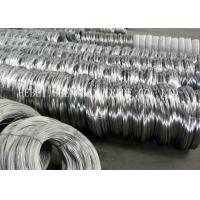Quality Low Carbon Steel Electro Galvanized Wire , 18 Gauge Galvanized Binding Wire for sale