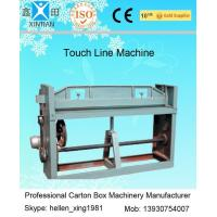 PX Series Single Gantry Touch Line Machine Carton Machinery 56 Pcs / Min Manufactures