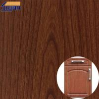 Standards Interior Furniture Decorative Film PVC Thickness 0.12mm - 0.6mm Manufactures