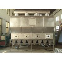 Horizontal Type Powder Drying Equipment , Industrial Dryer Machine For WDG Line Manufactures