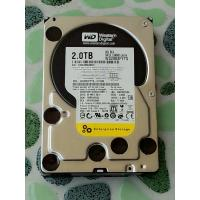 China 3.5 inch SATA Desktop Server Hard Disk WD2002FAEX Internal Hard Drive 2TB on sale