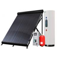 High Quality Wall-mount solar thermal heating system Manufactures