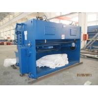Buy cheap Light pole Hydraulic Shearing Machine with E200 , DAC310  CNC controller from wholesalers