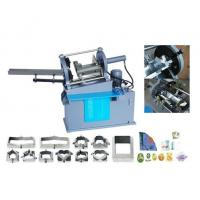 Professional Hydraulic Die Cutting Machine With Metal Mould , 220v Single Phase Manufactures