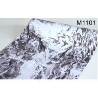 Cheap 3D Effect Marble Self Adhesive Wallpaper , Home Decoration Wallpaper 0.45*10m for sale