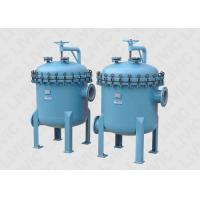Multi Bag Filter Housing Reliable Operation For Industrial Water Treatment Manufactures