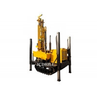 Small Fully Hydraulic Crawler Drilling Machine For 180m Manufactures