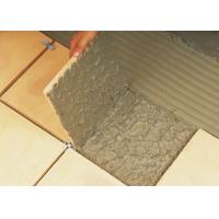Outdoor Strong Bonding Tile Adhesive Waterproof , Floor And Wall Tile Adhesive Manufactures