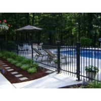 Swimming Pool Perimeter Wire Mesh Security Fencing Curving Top For Kids Manufactures