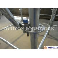 Flexible Ringlock Scaffolding System , Wedge Lock ScaffoldingHigh Stability Manufactures