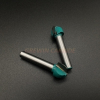3.175mm Shank Tungsten Carbide Router Bit for Surface for Wood Milling Manufactures