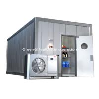 Customized Size Solar Power Chiller Freezer Cold Storage Room Energy Saving Manufactures