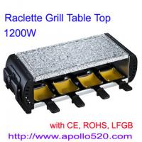 Raclette Grill Table Top Manufactures