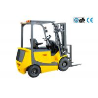 2 Ton electric forklift truck , 48V AC / DC heavy duty warehouse equippments Manufactures