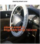 steering wheel 5 in 1 clean kits Disposable seat cover disposable steering wheel