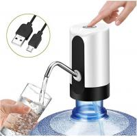 USB Charging Bottled Water Pump For  Universal 2-5 Gallon Bottle Water Drinking Manufactures