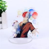 Buy cheap Custom Acrylic Display Creative Standee Anime Photo Printed Advertising Table from wholesalers