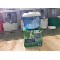 China 8L Plastic Drinking Water Pot Water Purifier Dispenser Tank Connectivity Container on sale