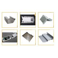 Long Lifespan Stainless Steel Laser Cutting Service With Simple Single Dies Mould