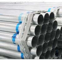 China factory price 1/2 inch-8inch thin wall galvanized steel pipe gi pipe Manufactures