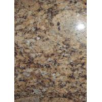 China Gialla Veneziano Yellow Granite Stone Tiles , Natural Granite Floor Tiles Good Weather Tolerance on sale