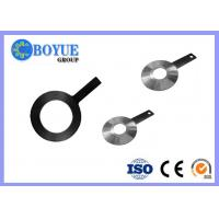 A350 LF1/LF2 Spade ASME B16 5 Flange Forged High Hardness Smooth Surface Manufactures