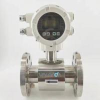 Dn80 Mud Drilling Water Electromagnetic Flow Meter With Wire Less Manufactures