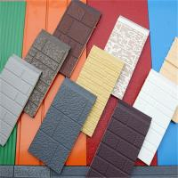 thermal insulation material sandwich decorative exterior metal wall panels Manufactures