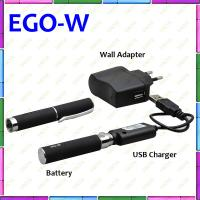 900mAh Gift Packing No Harmless Ego W Cigarette Wax Vaporizer With 800puff Manufactures
