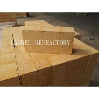 Red SK36 Refractory Fire Clay Bricks For Furnaces Low Porosity High Density Manufactures