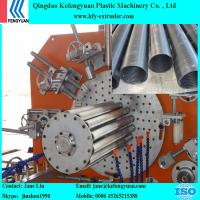 200mm-1200mm HDPE hollow wall winding pipe production line machine manufacture