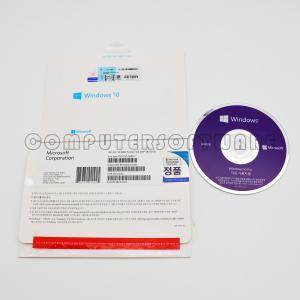 64bit Windows 10 Pro Oem Download Korean Genuine License Manufactures