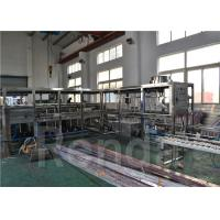 Automated Water Filling Machine / 5 Gallon Bottle Filling Machine Electric Driven Manufactures
