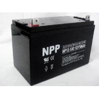 Rechargeable Gel Battery (NP12-100Ah) Manufactures