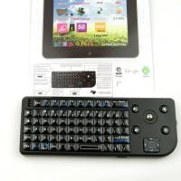 2.4G Wireless mini keyboard, with trackball and touch screen Manufactures