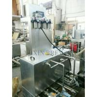 single double head beer keg washer / filler