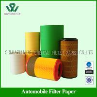 Fuel Filter Paper for Truck Manufactures