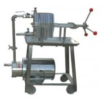 Buy cheap DL Type Series Stainless Steel Multi-Ply Filter Pressurer from wholesalers