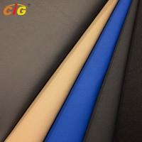Foam Backing PU Synthetic Leather Manufactures