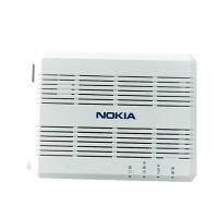 White Ftth Nokia GPON ONT 1GE Modem Alcatel Lucent I 010G For Small Businesses Manufactures