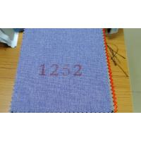 1252# jacquard oxford fabric PU coating for bags  like linen Manufactures