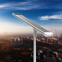 Buy cheap Automatic Cleaning Waterproof All In One Solar LED Street Light Aluminium Alloy from wholesalers