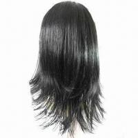 Synthetic Hair Wig, Various Specifications are Available Manufactures