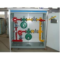 China Gas pressure regulator compared with Fisher regulator in accurate pressure control on sale