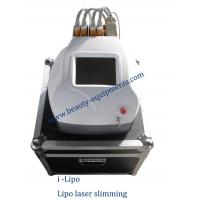 Professional I Lipo Laser Slimming Machine With 12 Paddles Manufactures