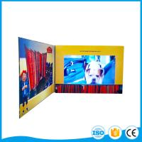 Cheap Chinese Homemade Lcd Video Brochure / Video Greeting Card For Teacher ' S Day for sale
