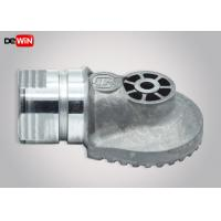Precision Zinc Die Casting Parts / Zinc Die Casting Products Shot Blasting Or Anodized Manufactures