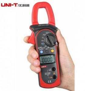 China Brand new UNI-T UT201 Auto Range Digital Multimeter Car Digital Clamp Meter on sale
