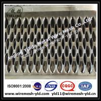 Tread grip perforated metal for stairs Manufactures