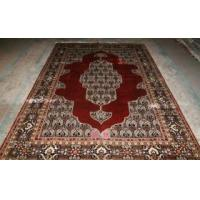 China Hand Knotted Silk Carpet on sale